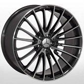 Автомобильный колесный диск R20 5*112 ZF-FE147 GMF (Mercedes) - W8.5 Et62 D66.6