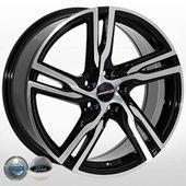 Автомобильный колесный диск R18 5*108 V-161 BMF - W8.0 Et49 D63.4