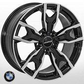 Автомобильный колесный диск R18 5*120 B-169 BMF (BMW) - W8.0 Et43 D74.1
