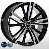 Автомобильный колесный диск R17 5*108 FD-182 BMF (Ford) - W7.5 Et50 D63.4
