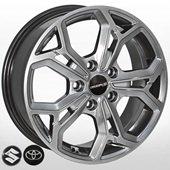 Автомобильный колесный диск R16 5*114,3 SZ-190 HB (Suzuki, Toyota) - W6.5 Et50 D60.1