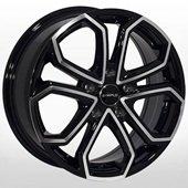 Автомобильный колесный диск R16 5*114,3 ZF-FM039 BMF - W6.5 Et48 D67.1
