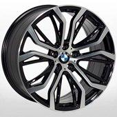 Автомобильный колесный диск R21 5*120 B-528 BKF (BMW) - W10.0 Et40 D74.1