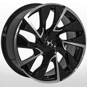 Автомобильный колесный диск R17 4*108 DS-641 BMF (Citroen, Peugeot, DS) - W7.5 Et29 D65.1
