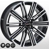 Автомобильный колесный диск R17 5*108 PG-769 BMF - W7.0 Et45 D65.1