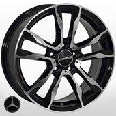 Автомобильный колесный диск R16 5*112 MB-778 BMF (Mercedes) - W6.5 Et45 D66.6