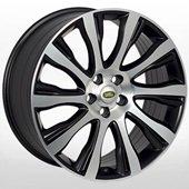 Автомобильный колесный диск R21 5*120 LR-913 MBF (Land Rover) - W9.5 Et53 D72.6