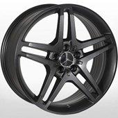 Автомобильный колесный диск R19 5*112 MB-928 MattBLACK (Mercedes) - W8.5 Et43 D66.6