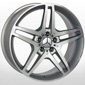 Автомобильный колесный диск R19 5*112 MB-928 Sil (Mercedes) - W8.5 Et43 D66.6
