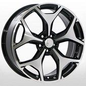 Автомобильный колесный диск R16 5*100 SB-964 BMF (Subaru, MG) - W6.5 Et48 D56.1