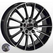 Автомобильный колесный диск R17 5*112 MB-139 BMF (Mercedes) - W7.5 Et40 D66.6