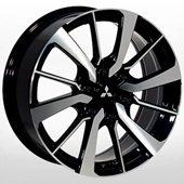 Автомобильный колесный диск R17 6*139,7 MI-548 BMF (Mitsubishi) - W7.5 Et38 D67.1