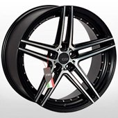 Автомобильный колесный диск R20 5*114,3 ZF-PN003B MBM - W10.0 Et30 D73.1