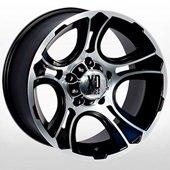 Автомобильный колесный диск R17 6*139,7 ZF-QC5109 MtBMF - W9.0 Et-12 D110.1