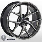 Автомобильный колесный диск R18 5*112 ZF-QC5149 HBP - W8.5 Et35 D66.6