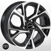Автомобильный колесный диск R17 5*114,3 TY-0069 BMF (Toyota) - W6.5 Et40 D60.1