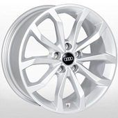 Автомобильный колесный диск R18 5*112 A-0081 S (Audi) - W8.0 Et40 D66.6
