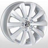 Автомобильный колесный диск R16 5*100 VW-0082 S (Volkswagen) - W6.5 Et42 D57.1