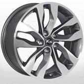 Автомобильный колесный диск R18 5*114,3 KI-0224 GMF - W7.5 Et46 D67.1