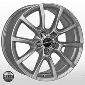 Автомобильный колесный диск R18 5*112 ZF-TL0317ND S (Audi) - W8.0 Et39 D66.6