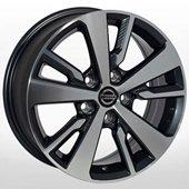 Автомобильный колесный диск R16 5*114,3 NS-0400 GMF (NIssan) - W6.5 Et40 D66.1
