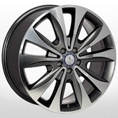 Автомобильный колесный диск R20 5*112 MB-0444ND GMF (Mercedes) - W8.5 Et62 D66.6
