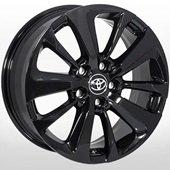 Автомобильный колесный диск R17 5*114,3 TY-0512 BLACK (Toyota) - W7.0 Et39 D60.1