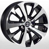 Автомобильный колесный диск R17 5*114,3 TY-0512 BMF (Toyota) - W7.0 Et39 D60.1