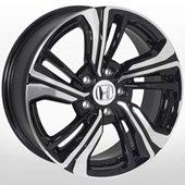 Автомобильный колесный диск R17 5*114,3 H-0537 BMF (Honda) - W7.0 Et45 D64.1