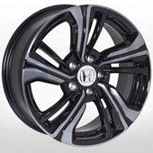 Автомобильный колесный диск R17 5*114,3 H-0537 BMF-BT (Honda) - W7.0 Et45 D64.1