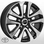 Автомобильный колесный диск R20 5*150 TL0579NW BMF (Toyota) - W8.5 Et58 D110.1