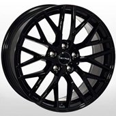 Автомобильный колесный диск R18 5*120 B-1420NW BLACK (BMW) - W8.0 Et38 D72.6