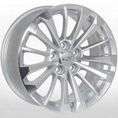 Автомобильный колесный диск R18 5*120 CL-1504 SMF (Cadillac) - W8.5 Et37 D67.1