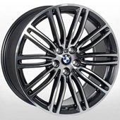 Автомобильный колесный диск R19 5*112 B-1518 BlackGMF (BMW) - W8.0 Et30 D66.6
