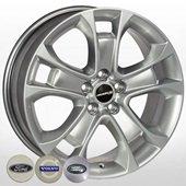 Автомобильный колесный диск R18 5*108 FD-5036 HS (Ford) - W7.5 Et52 D63.4