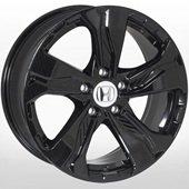 Автомобильный колесный диск R17 5*114,3 H-5044 GB (Honda) - W7.5 Et45 D64.1
