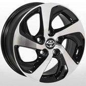 Автомобильный колесный диск R15 5*114,3 TY-5570 BMF (Toyota) - W6.0 Et39 D60.1