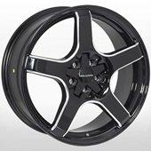 Автомобильный колесный диск R18 5*100 / 5*114,3 ZF-TL5655 BLACK - W8.0 Et38 D73.1
