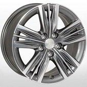 Автомобильный колесный диск R16 5*108 PG-5755 GMF (Peugeot) - W7.0 Et46 D65.1