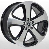 Автомобильный колесный диск R19 5*112 MB-5830 BMF (Mercedes) - W8.0 Et38 D66.6