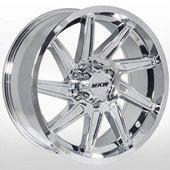 Автомобильный колесный диск R20 6*139,7 ZF-TL9032 Chrome - W9.0 Et10 D106.1