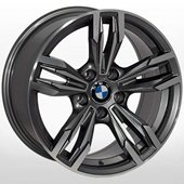 Автомобильный колесный диск R17 5*120 B-578 GMF (BMW) - W8.0 Et20 D74.1