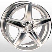 Автомобильный колесный диск R13 4*100 ZW-244 SP - W5.5 Et35 D67.1