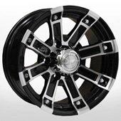 Автомобильный колесный диск R15 5*139,7 ZW-2516 BP - W7.5 Et-10 D110.5