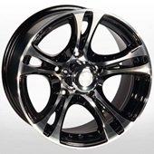 Автомобильный колесный диск R15 5*139,7 ZW-269 BP - W8.0 Et5 D110.5