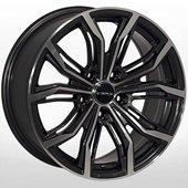 Автомобильный колесный диск R16 5*108 ZW-2747 BF-P - W7.0 Et42 D65.1