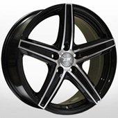 Автомобильный колесный диск R14 4*100 ZW-3143 BP - W6 Et35 D67.1