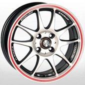 Автомобильный колесный диск R13 4*98 ZW-346 (RL)BP-X/M - W5.5 Et20 D58.6