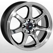Автомобильный колесный диск R14 4*100 / 4*114,3 ZW-356 BP - W6.0 Et35 D67.1