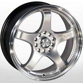 Автомобильный колесный диск R16 4*100 / 4*108 ZW-391A HS-LP - W7 Et35 D67.1